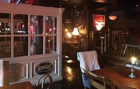 Real Dublin local pub blackbird rathmines