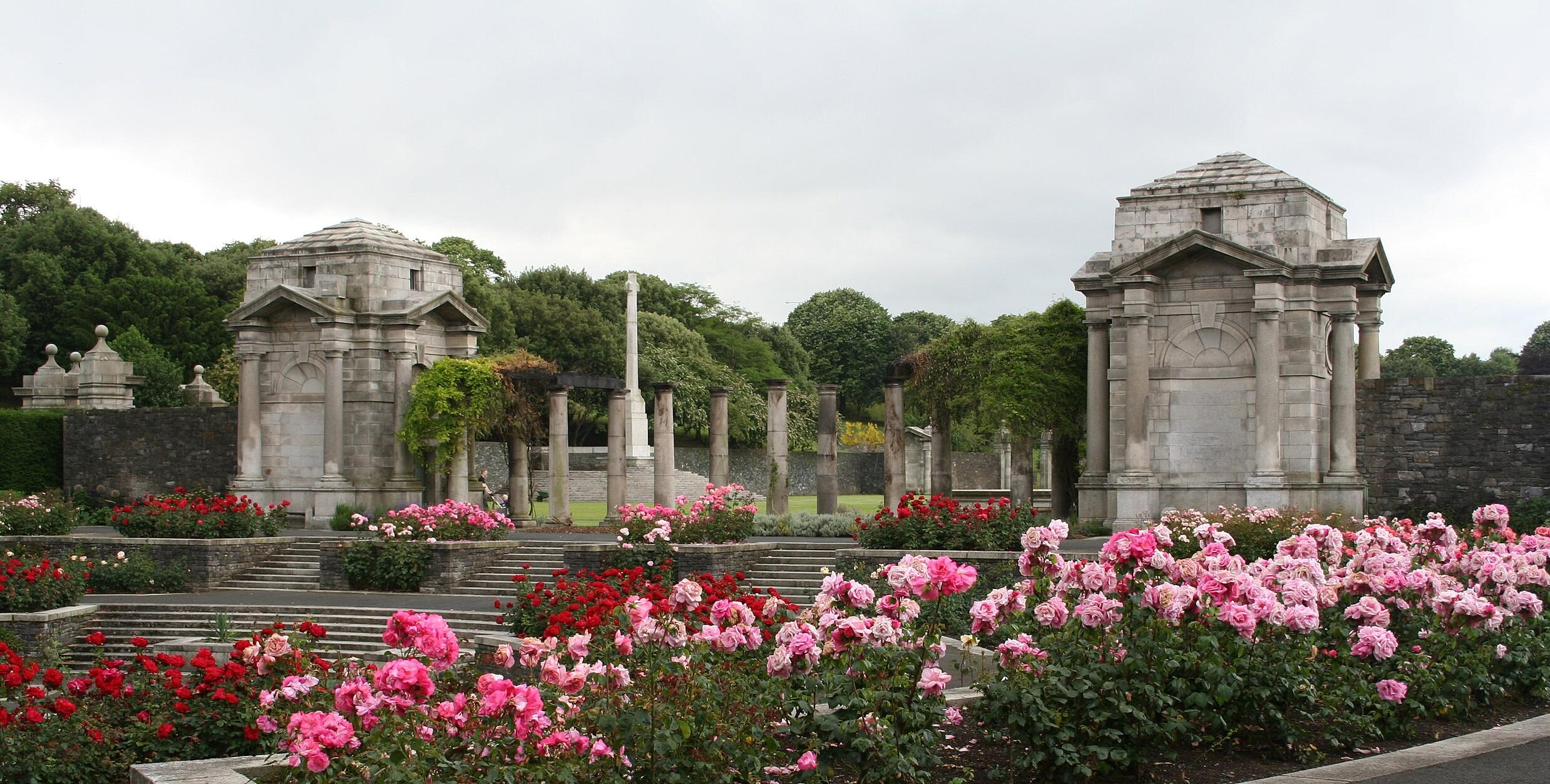 Best hidden parks in Dublin Darthmouth Square